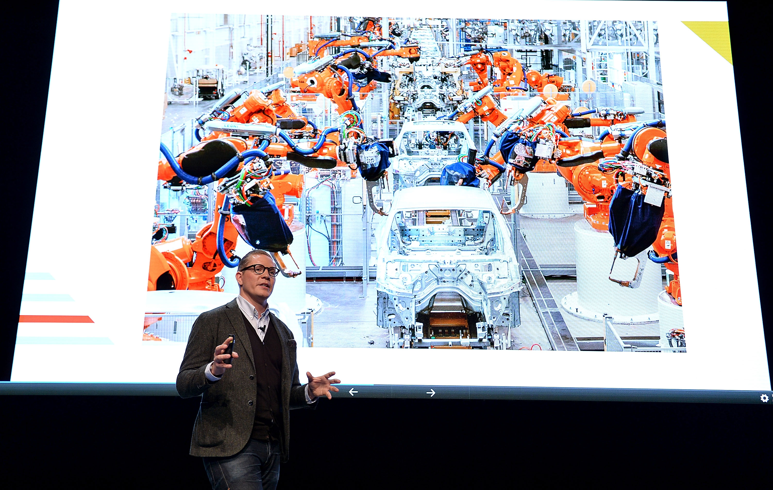 Jaguar Land Rover Technology with Heart Futurist Anders Sorman-Nilsson